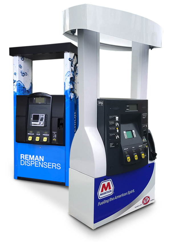 Reman Dispensers